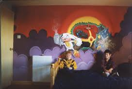 spoilt children generate amazing sonic murals uk resistance sonic bedroom mural 2