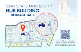 Penn State Parking Map Hotel Info U0026 Campus Map Deeper Psu