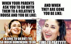 Kareena Kapoor Memes - kareena kapoor memes on twitter when parents ask you to go with
