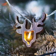 Outdoor Christmas Decor Battery Operated by Online Get Cheap Outdoor Wooden Christmas Decorations Aliexpress