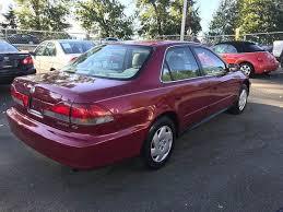 2001 honda accord v6 2001 honda accord lx v6 4dr sedan in renton wa car trends two