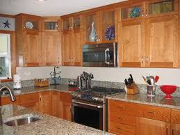 natural cherry kitchen cabinets extravagant 7 the kitchen features