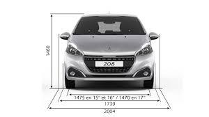 peugeot 208 model range peugeot 208 5 door technical information peugeot uk