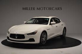 custom maserati ghibli 2017 maserati ghibli sq4 stock m1788 for sale near greenwich ct