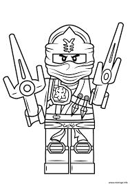 Coloriage Lego Ninjago  fajarindrainfo