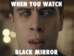 Mirror Meme - black mirror meme lina marie