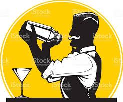 martini shaker vector mixologist stock vector art 501794331 istock