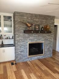 faux stone fireplace image collections home fixtures decoration