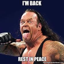 Undertaker Meme - undertaker funny undertaker rip meme gene okerlund