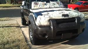 nissan frontier front bumper 02 nissan frontier plasti dip project stage 2 youtube