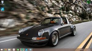 singer porsche blue this is my current pc wallpaper it u0027s changing every 30mins with