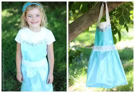 8 in 1 princess apron tutorial gluesticks