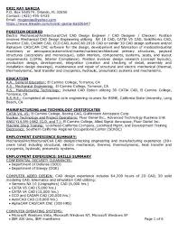 Resume Bm Automotive Design Engineer Cover Letter