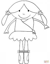 Coloring Page Of A Coloring Pages Ballerina Gse Bookbinder Co by Coloring Page Of A
