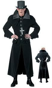 Candy Apple Halloween Costumes Deluxe Victorian Goth Man Costume Candy Apple Costumes