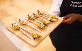 canapes ideas canapé ideas inspiration for your event salted orange