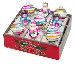 16 best glass christmas ornaments bulbs u0026 ornament sets 2017