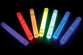 light sticks chemistry mini light sticks