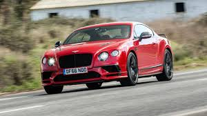 bentley coupe red tg u0027s bentley continental supersports review top gear