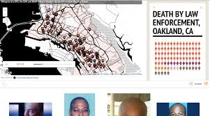 Oakland California Map Opd Murder Map Anti Eviction Mapping Project