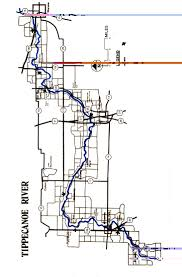 Map Of Indiana State Parks by Dnr Tippecanoe River