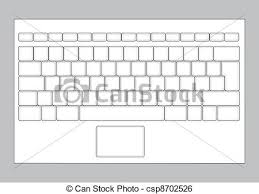 keyboard laptop clipart explore pictures