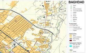 map of baghdad baghdad northeast quadrant