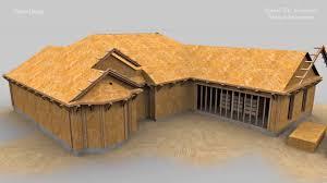 Concrete Home Designs Spider Tie Concrete House Animation Home Design Youtube
