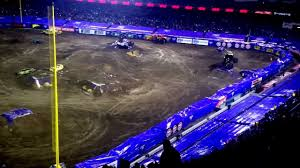 monster truck show anaheim stadium monster jam truck show at angels stadium in anaheim ca 2 8 2014