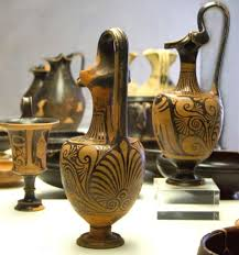 vasi etruschi vino degli etruschi