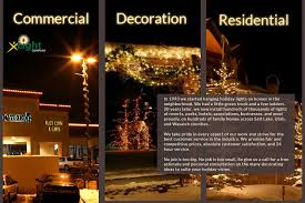 putting up christmas lights business christmas lights installation utah by x light company home