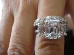 Reset Wedding Ring by Emerald Cut Engagement Ring Reset Pricescope Forum
