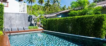baan talay pool villa private pool villa chaweng noi koh samui