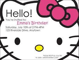 best 25 hello kitty invitations ideas on pinterest hello kitty