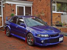 mitsubishi lancer modified modified mitsubishi lancer evo 6 jdm 430bhp immaculate