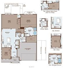 floor plan for new homes new homes for sale new home construction gehan homes redwood