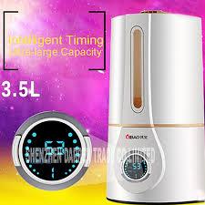 humidificateur de bureau 220 v numérique humidificateur gh 816 smart nouveau lcd calendrier