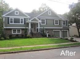 split level style homes bi level style home addition after bi level