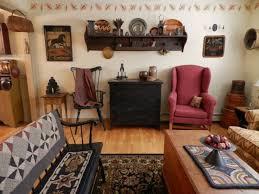 Pictures Of Primitive Decor 44 Best Primitive Colonial Living Rooms Images On Pinterest