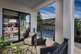 plan 1 loft style living lucent shea homes san diego mission