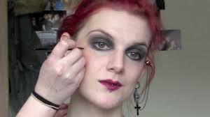 1920 u0027s flapper makeup tutorial youtube