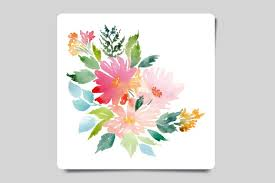 water color cards watercolor card card templates creative market