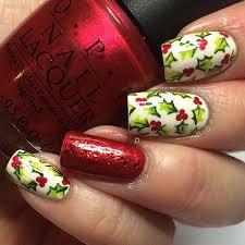 55 joyful christmas nails ideas art and design