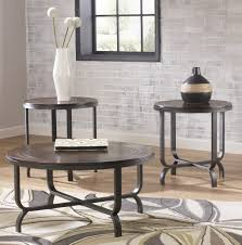 buy ashley furniture t238 13 ferlin 3 piece coffee table set