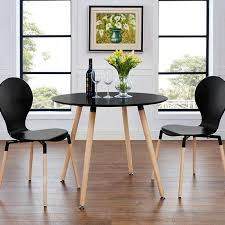 Best Eurway Modern Dining Images On Pinterest Contemporary - Black kitchen tables