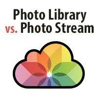 icloud photostream for android icloud photo library vs my photo choose the right service