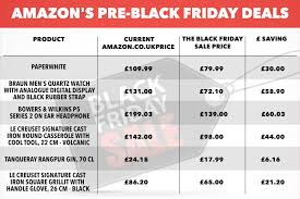 amazon black friday deals 2017 ps4 amazon black friday 2016 deals today include le creuset tanqueray
