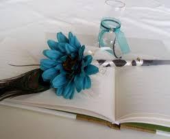 guest book pen wedding accessories flower peacock pen guest book signing pen