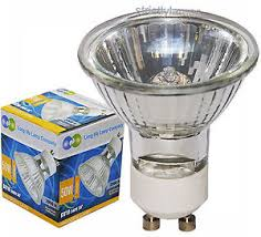 gu10 50w halogen light bulbs 10 long life gu10 50w halogen light bulbs free delivery ebay