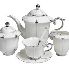 Coffee Set european royal bone china ceramic 21 tea set coffee